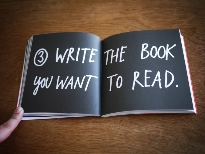 Write your firs book